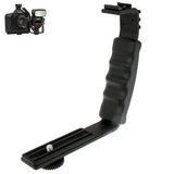 Universal Professional Flash Metal Bracket Mount for DSLR Digital Camera / Camera