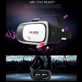 VR BOX 2.0 Universal Virtual Reality 3D Video Glasses with Bluetooth Remote Controller - Zasttra.com - 10