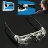 2.1X TV Magnification Glasses - Zasttra.com - 1