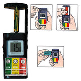 Digital LCD Screen Battery Tester (R20S / R14S / R6S / R03 / R1 / Button / 6F22)