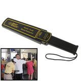 Hand-held Security Metal Detector Detection Distance: 60mm (AR954)