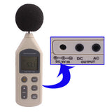 Digital Sound Level Meter (Range: 30dB~130dB)