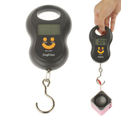 LCD Portable Electronic Handheld Hanging Digital Scale