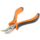 4.5 inch Long Bent Nose Pliers Hand Cutting Tool