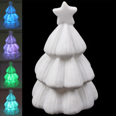 Christmas Tree Style Color-changed LED Light Night Lamp