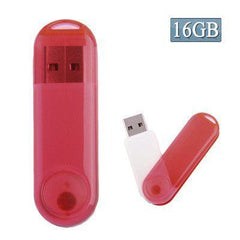 16GB USB Flash Disk(Pink)