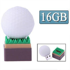 16GB Golf Style USB Flash Disk