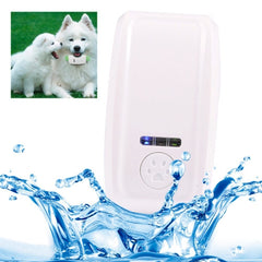KH-909 Universal IPX6 Waterproof GPS Tracker for Pet / Kid / the Aged (White + Black)