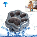 REACHFAR RF-V30 Waterproof IP66 Anti-lost WiFi GSM Smart GPS Tracker for Pet(Grey)