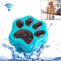 REACHFAR RF-V30 Waterproof IP66 Anti-lost WiFi GSM Smart GPS Tracker for Pet(Blue)