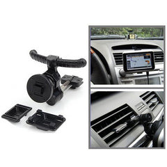 Universal GPS Car Air Vent Mount Holder(Black)