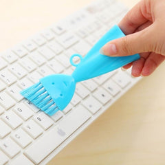 Keyboard Cleaning Brush Electronics Crevice Duster (Random Color Delivery)
