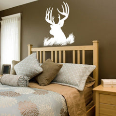 Home Decor Deer Removable Wall Stickers Size: 60cm x 60cm