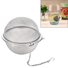 Mesh Tea Ball Infuser Stainless Steel Tea Strainers