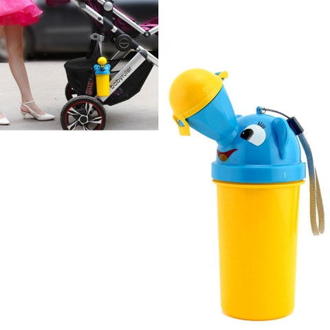 Portable Children Urinal / Car Urine Bottle for Boy