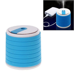 5V 1.5W Mini USB Aroma Diffuser Air Purifier Humidifier for Office / Home Room(Blue)