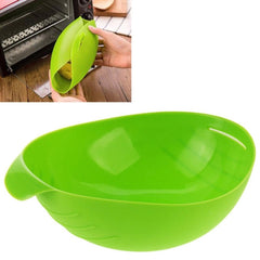New Creative Silicon Bowl for Steamed Fish