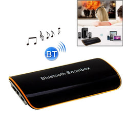 Portable HIFI Bluetooth Music Receiver Mini Boombox for Speaker Equipments Mounted with Audio Input