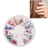 Shining Nail Art Decoration DIY Nail Art Decal Sticker Finger / Toe Decorator Beauty Item