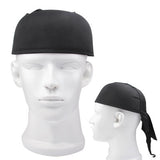 Halloween Pirate Bandana Hat / Fancy Dress Costume(Black)