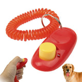 I-Click Dog Training Clicker (Red)