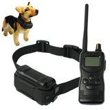 Remote Multi-Dog Training Collar System with LCD Display