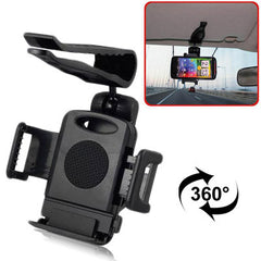 360 Degrees Rotation Car Universal Holder for iPhone / iPod Touch Samsung / HTC / Nokia / Sony / GPS and Other Mobile Device