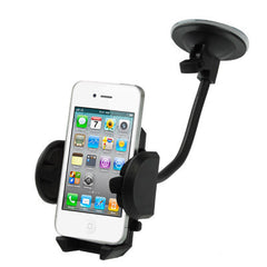 Car Universal Holder for iPhone 4 & 4S / 3GS / 3G / Mobile Phone/ GPS / PDA / MP4 Support 360 Degree Rotating  Width: 4.5-11cm