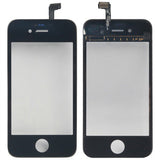 Touch Panel Digitizer for iPhone 4S(Black)