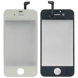 Touch Panel Digitizer for iPhone 4S(White)