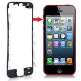 OEM Version LCD Frame for iPhone 5 (Black)