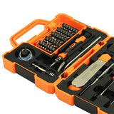 JAKEMY JM-8139 Anti-drop Electronic 43 in 1 Precision Screwdriver Hardware Repair Open Tools Set - Zasttra.com - 4