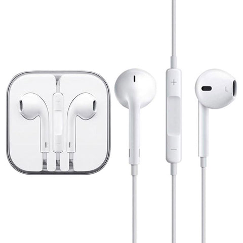 Earpods with Remote and Mic, Compatible with Apple