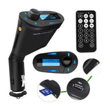 Car MP3 Player Wireless FM Transmitter with Remote Control - Zasttra.com - 4