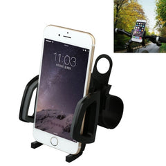 Baseus Wind Series 360 Degree Rotation Bicycle Phone Holder Clip Size: 55mm-100mm
