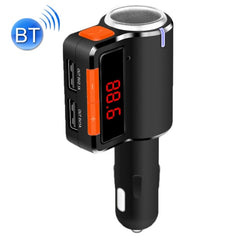 BC09 Bluetooth Handsfree Car Kit FM Transmitter 5V 3.1A Car Charger for iPhone 6 / iPad / Samsung Galaxy S6 / Mobile Phone
