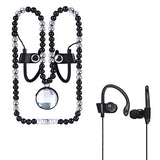 AT-BT57 Wireless Bluetooth Necklace Stereo Headset for iPhone 6 & 6 Plus iPhone 6S & 6S Plus Samsung Galaxy S6 / S6 edge / S6 edge+ / Note 5 HTC Sony