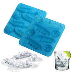 Titanic & Iceberg Ice Cube Tray (Random Color Delivery)