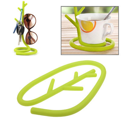 Stylish Silicone Various Branches Holder