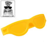 Lay's Band Bag Clips / The Snack Protector / Sunglasses Design (Yellow)