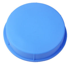 7.5inch Round Shape Silica Cake Mold Random Color Delivery