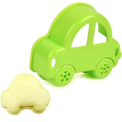 Car Style DIY Bento Meal Molds Set / Car Sandwich Mold