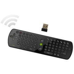 Measy RC11 2.4G USB Wireless Keyboard Gyroscope Air Fly Mouse for Mini PC / Android TV Box