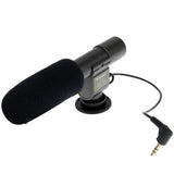 Mini Professional Stereo Microphone for DV Camcorder