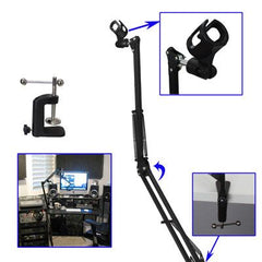Adjustable Table Recording Microphone Stand