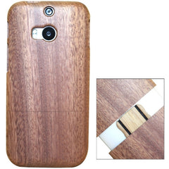 Detachable Pure Myrtus Wooden Material Case for HTC One M8