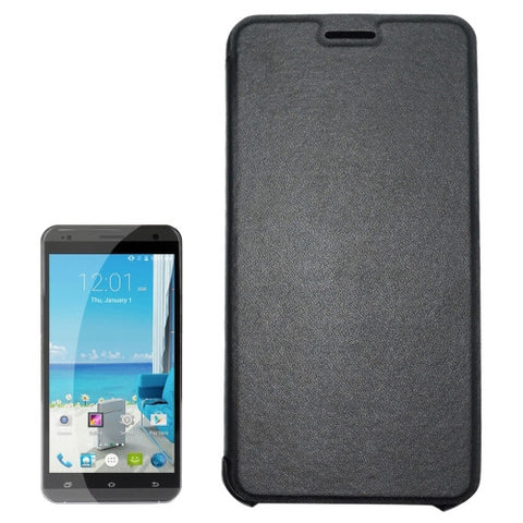 Protective Leather Case for VKworld VK700 Pro(S-MPH-1096)(Black)