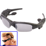 2 in 1 Bluetooth Sunglasses(Black)