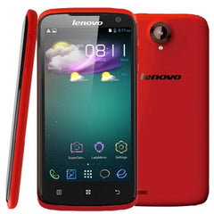 Lenovo S820 3G Network Smart Phone 4.7 inch Android 4.2.1 MTK6589W 1.2GHz Quad Core RAM: 1GB ROM: 4GB(Red)