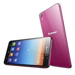 Lenovo S850 16GB Network: 3G 5.0 inch MTK 6582 Quad Core 1.3GHz RAM: 1GB(Pink)